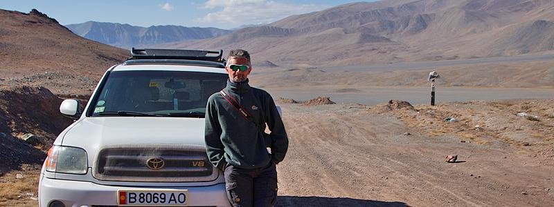 Pamir Highway, Tadsjikistan - Foredrag med Jan Tvernø