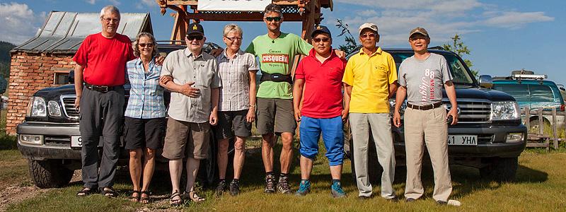 Amarbayasgalant, Mongoliet, Freelance rejseleder Jan Tvernø