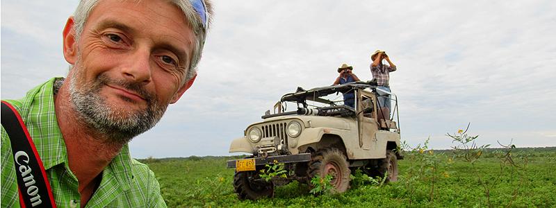 Los Llanos, Colombia - Foredrag med Jan Tvernø - Aktuelle foredrag med Jan Tvernø