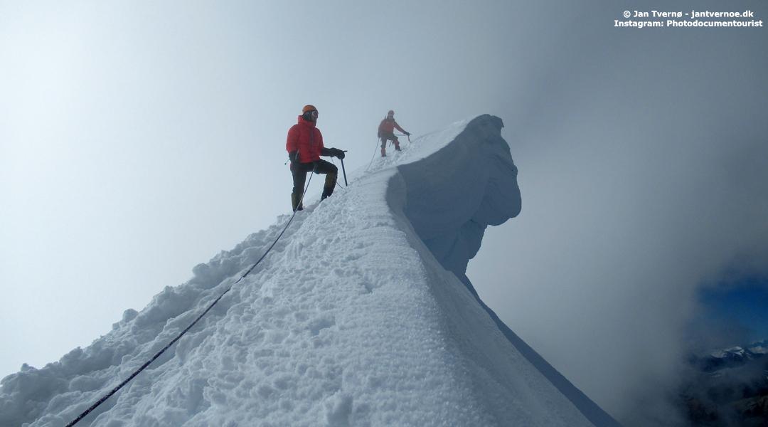 Copa Cordillera Blanca Peru - Udsigt med indsigt - Foredrag med Jan Tvernoe