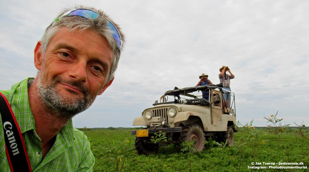 Los Llanos Colombia -Foredrag med Jan Tvernoe - Foredragsholder Jan Tvernoe