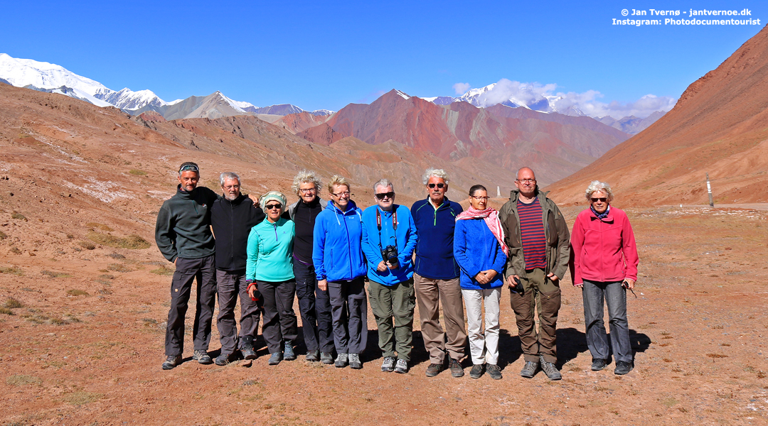 Pamir Highway Tadsjikistan - Foredragsholder Jan Tvernoe