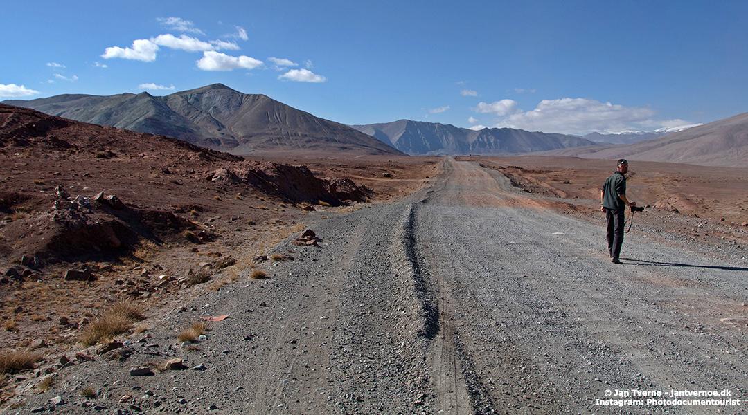 Pamir Highway Tadsjikistan - Fotograf og researcher Jan Tvernoe