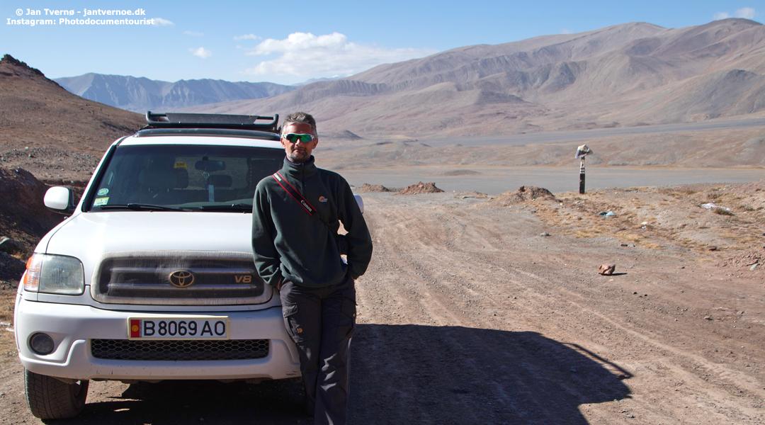 Pamir Highway Tadsjikistan - Roeverhistorier fra alverdens stoevede landeveje - Foredrag med Jan Tvernoe