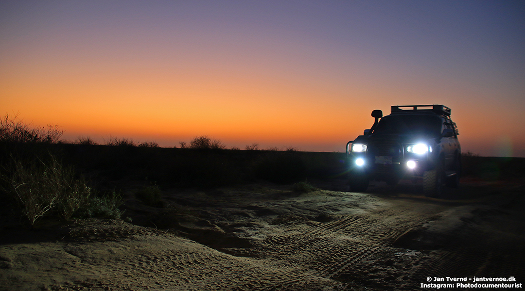 Roadtrip i Somaliland - Khat Kaos og Kalashnikov - Foredrag med Jan Tvernoe