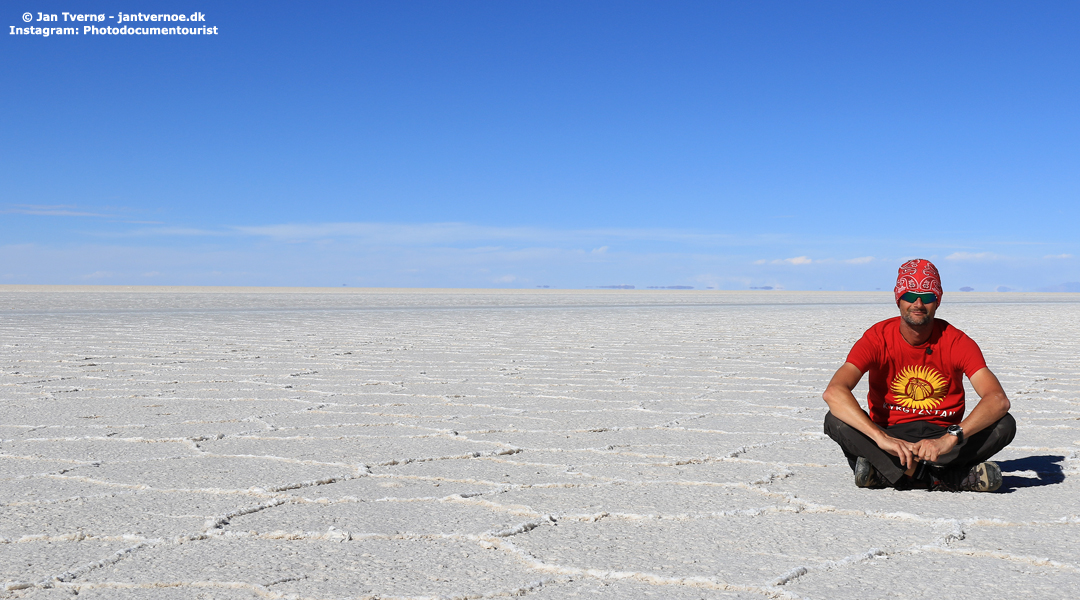 Salar de Uyuni Bolivia - Foredrag med Jan Tvernoe