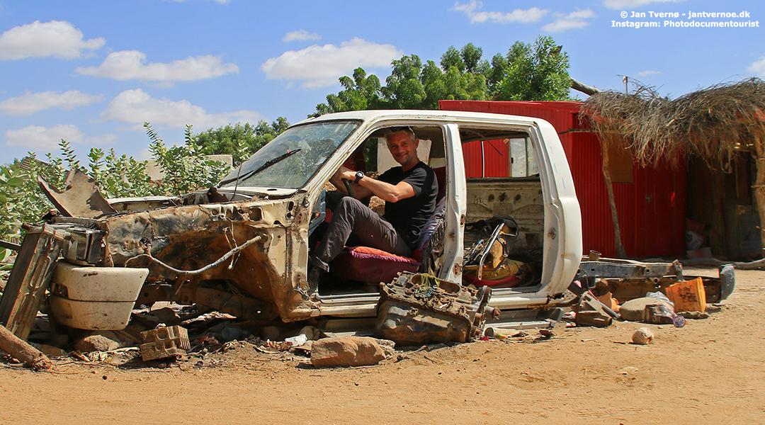 Somaliland - Roeverhistorier fra alverdens stoevede landeveje - Foredrag med Jan Tvernoe