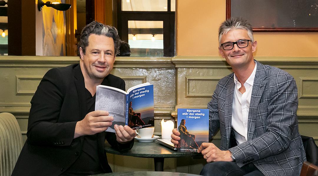 Thomas Wivel og Jan Tvernoe - Bjergene staar der stadig i morgen - Foredrag med Jan Tvernoe