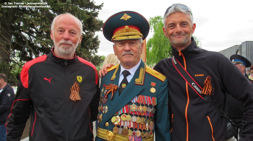 Tiraspol Transnistrien - X-CCCP Identitetskriser paa oestfronten - Foredrag med Jan Tvernoe