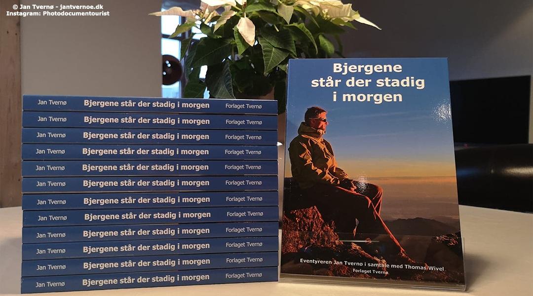bjergene staar der stadig i morgen forfatter Jan Tvernoe